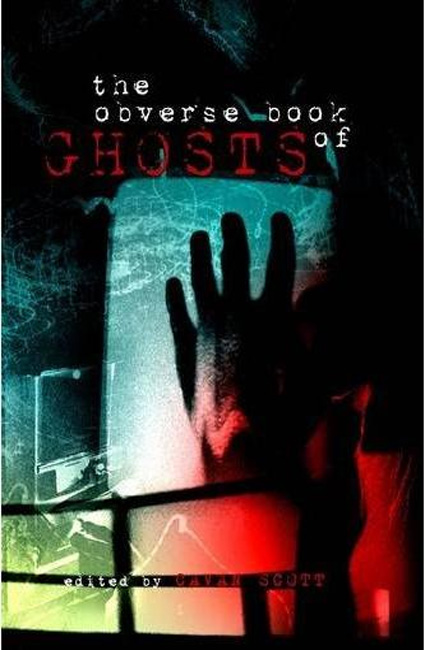 Ghosts Cover (art by Jay Eales)