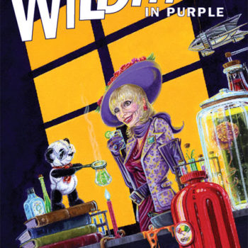 Wildthyme in Purple Cover