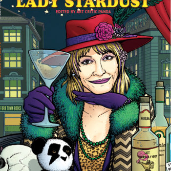 lady stardust front cover