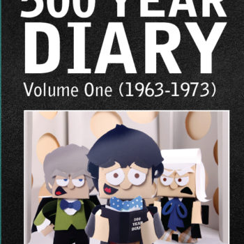 500 Year Diary Cover