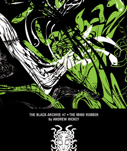 The Mind Robber Black Archive cover