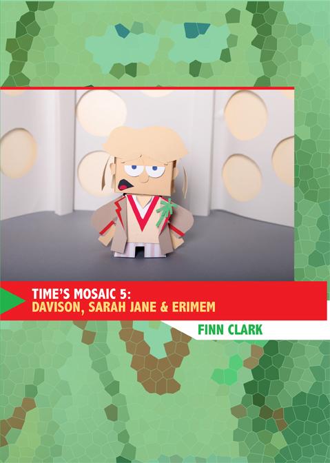 Times Mosiac 5 by Finn Clark