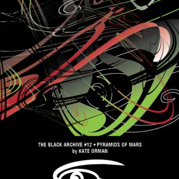 Pyramids of Mars - Black Archive