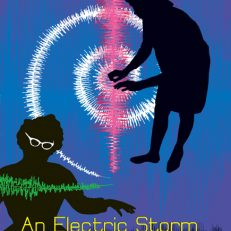 An Electric Storm Front Cover