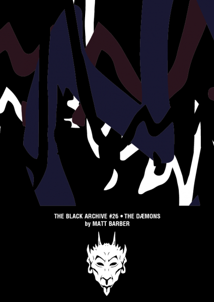 Black Archive 26 The Daemons