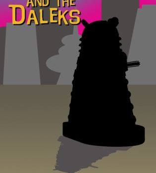 DRWHO and the DALEKS COVER