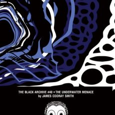 UNderwater Menace Cover - Black Archive 40