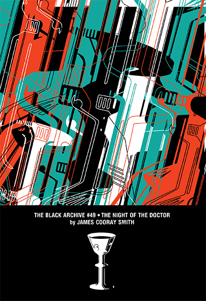 Night of the Doctor Black Archive cover