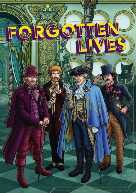 forgotten Lives_front