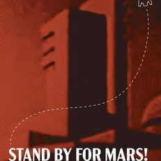 Stand by for Mars cover