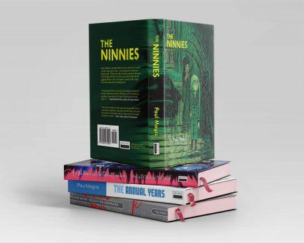 Paul Magrs Books