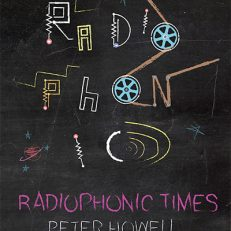 Cover to Radiophonic Times by Peter Howell