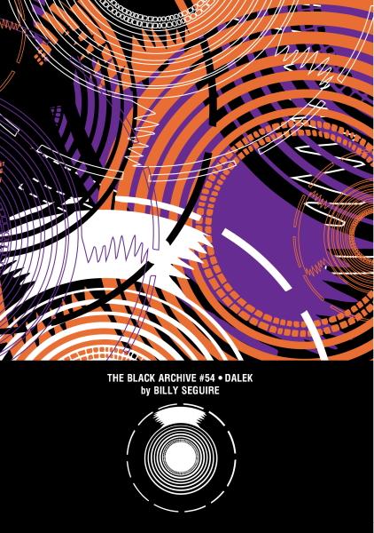 Black Archive 54: Dalek Front Cover