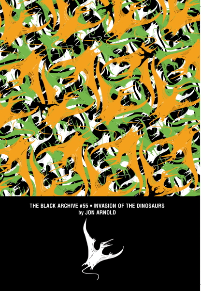 Invasion of the Dinosaurs Front Cover